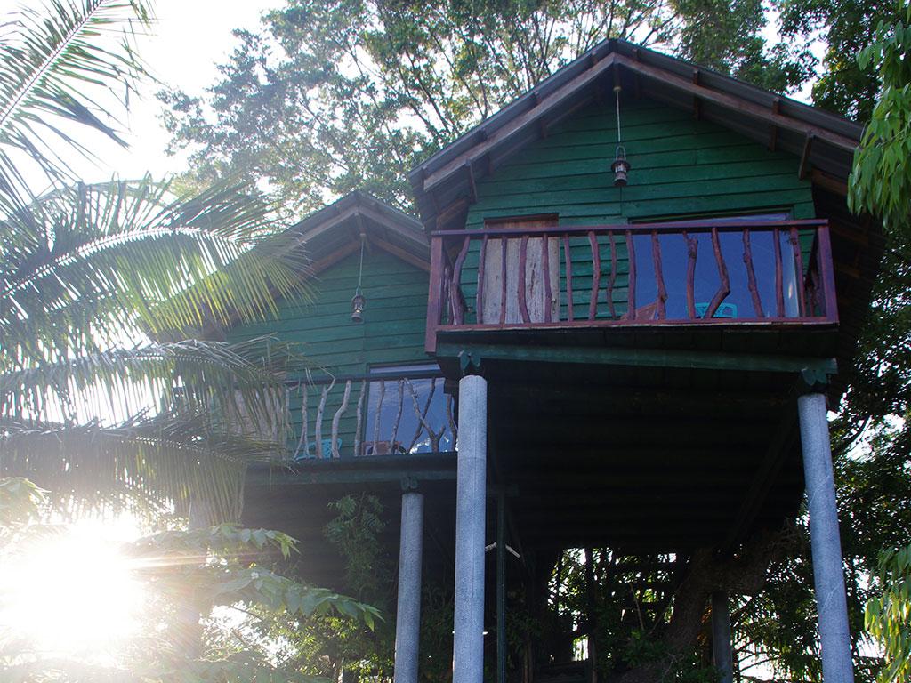 Baumhaus Tissa Sri Lanka