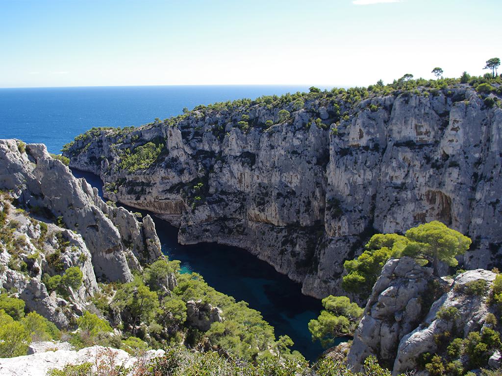 Frankreich Parc National des Calanques