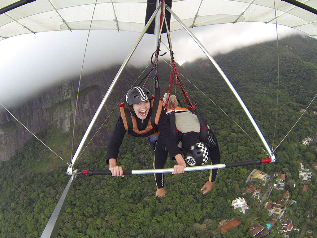 Drachenflug Rio