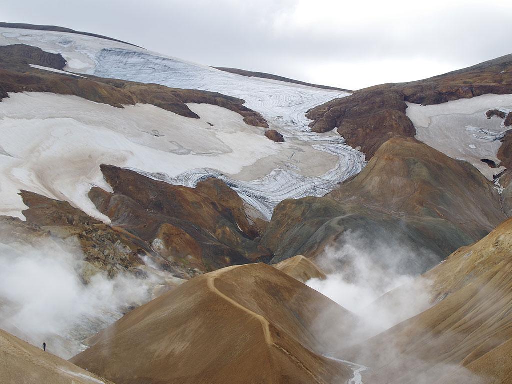 Kerlingarfjöll Island