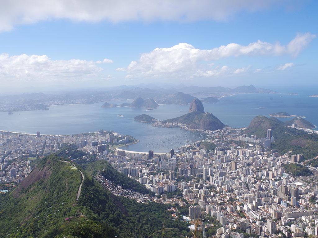 Rio de Janeiro Aussicht