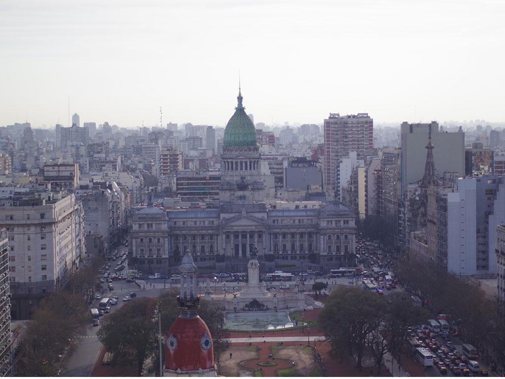 Buenos Aires Aussicht