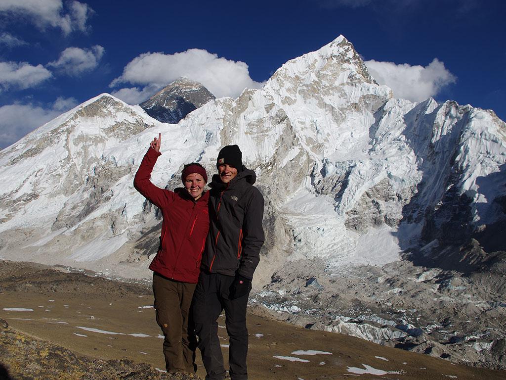 Mount Everest Aussichtsberg Kala Pattar Nepal