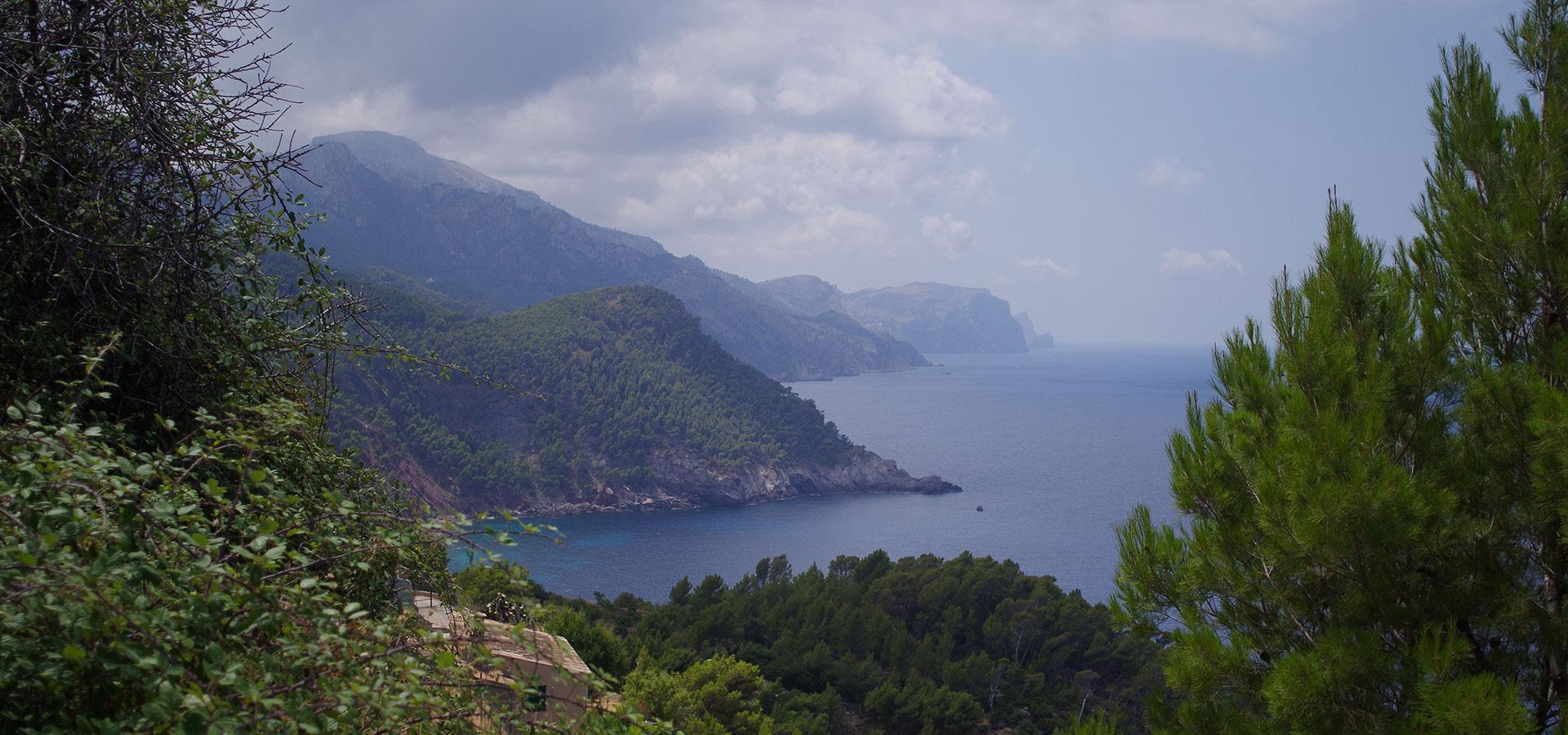 Roadtrip Tramatana Gebirge Mallorca