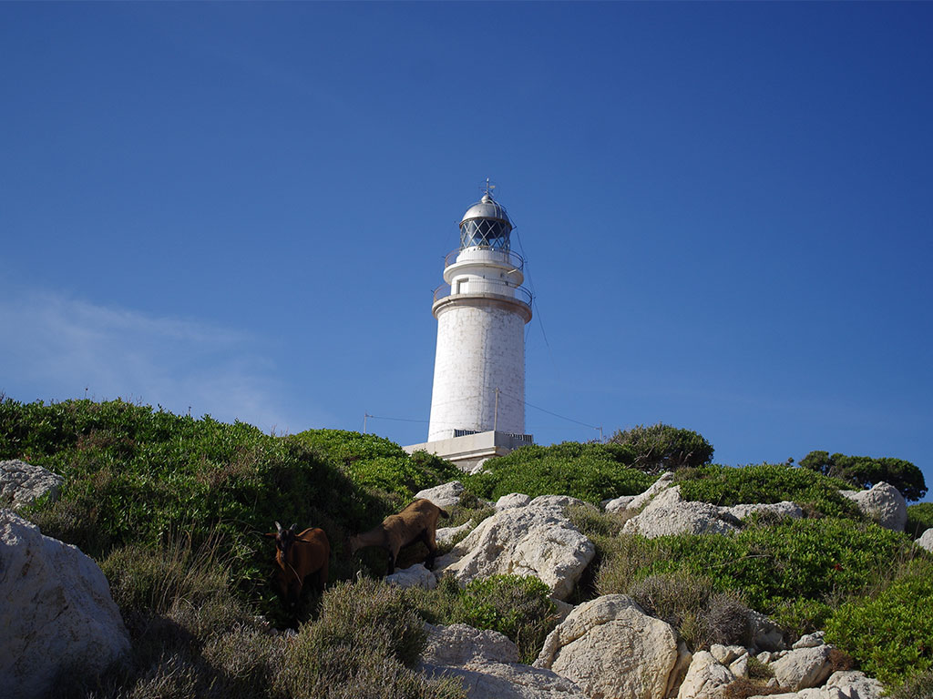 Cap Formentor Leuchtturm Mallorca