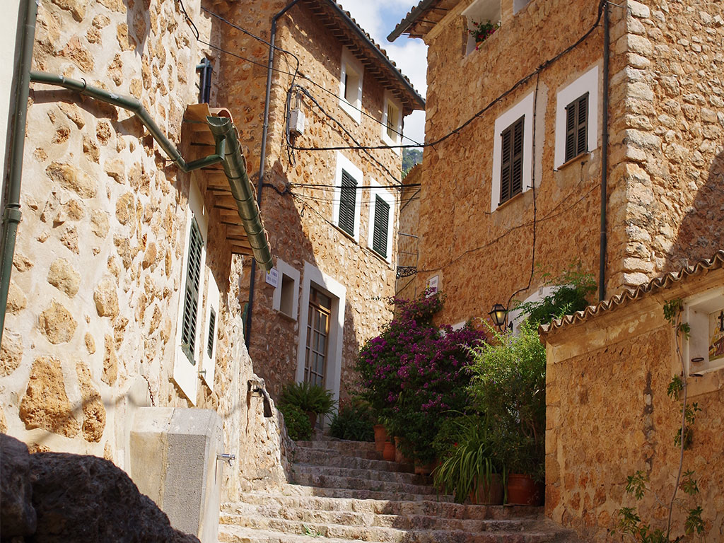 Deja Altstadt Mallorca