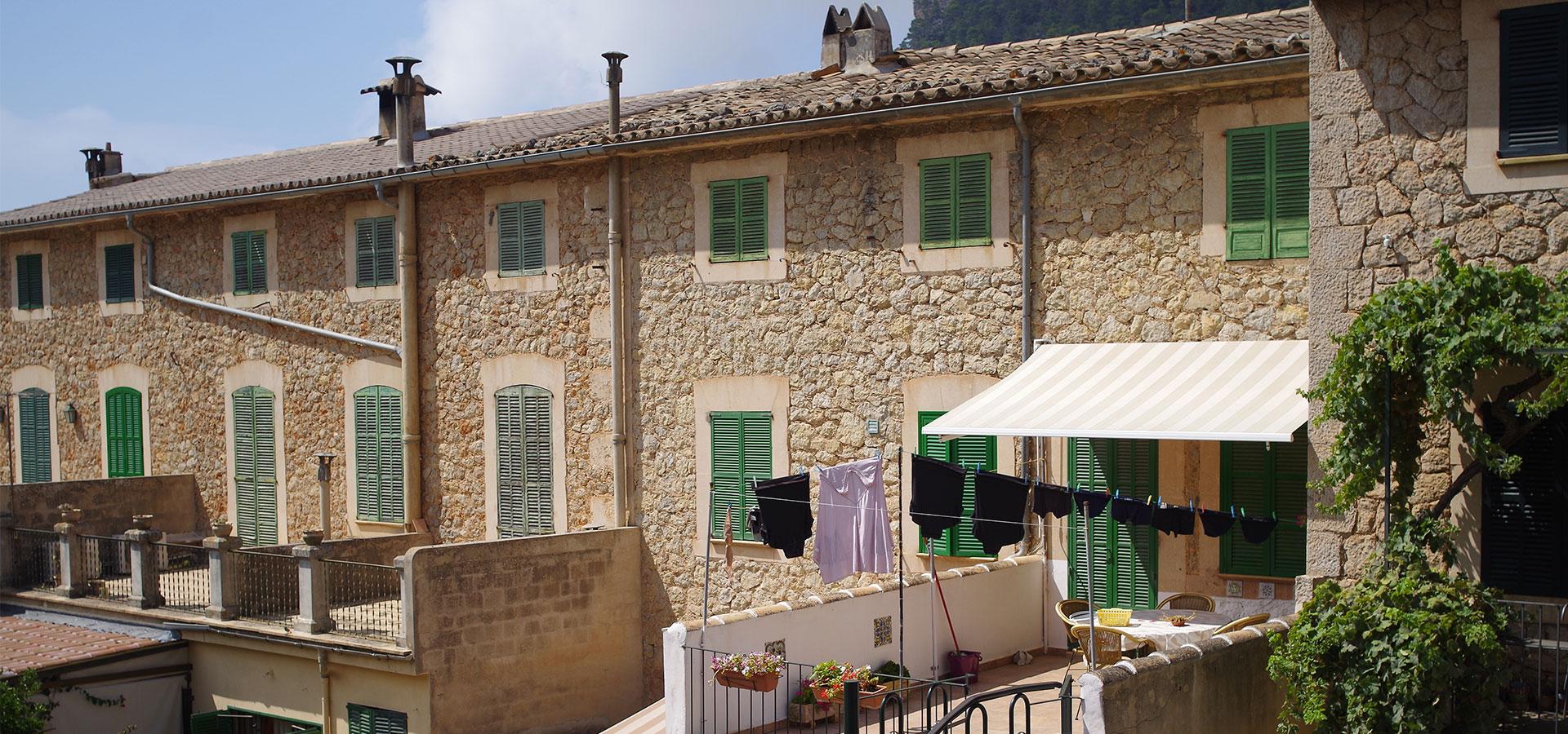 Altstadt Mallorca Valldemossa