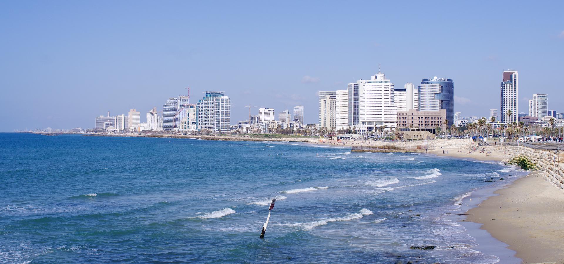 Tel Aviv Strand Beach